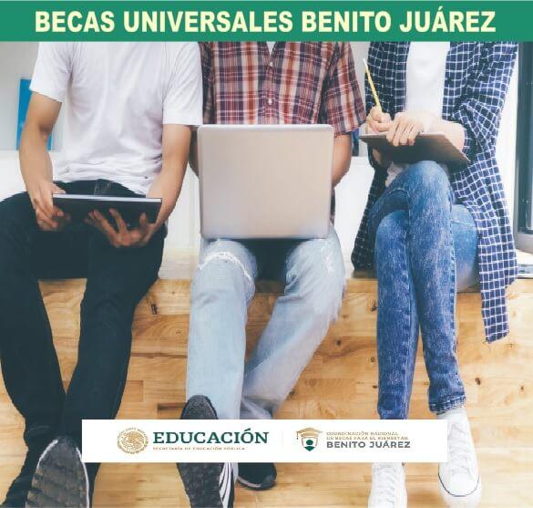 Becas Benito Juárez 2020