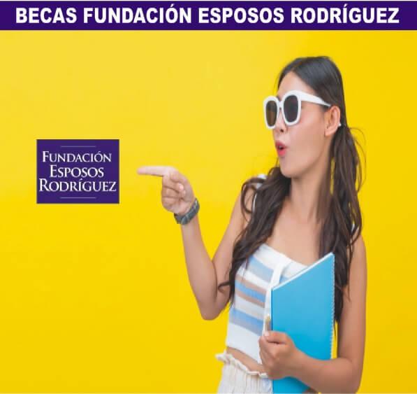 BECAS FUNDACIÓN ESPOSOS RODRÍGUEZ