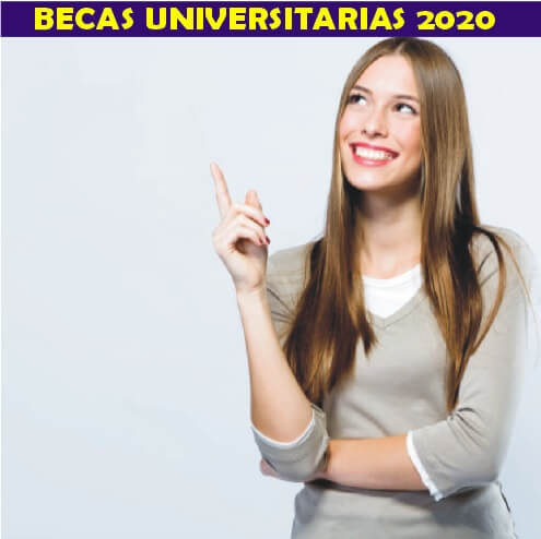 BECAS UNIVERSITARIAS 2020