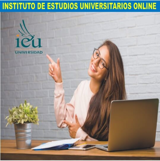 Instituto de Estudios Universitarios online 2020