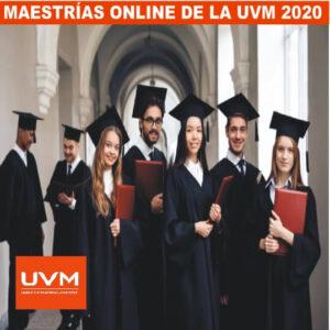 Maestrías UVM online