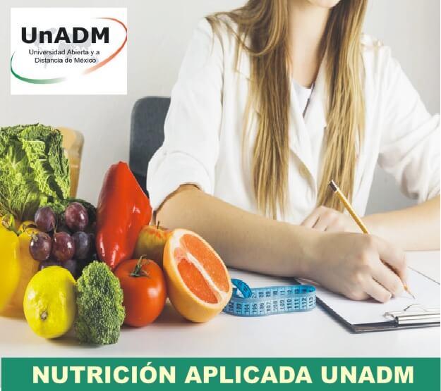 NUTRICION APLICADA UNADM