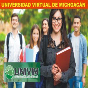 UNIVERSIDAD DE MICHOACÁN