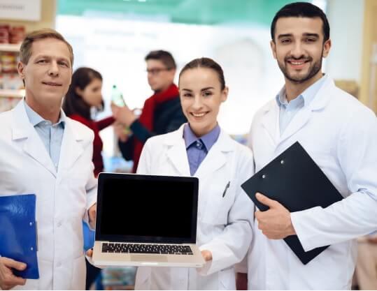 Licenciatura en Químico Farmacéutico