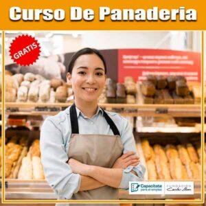 Curso de Panadería Gratuito.