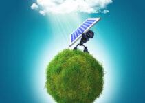 Cómo Almacenar Energía Renovable En Baterías.